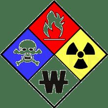 Riscos quimicos em laboratorio